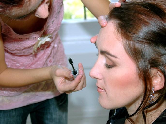 Ilana Bridal MakeUp Mascara