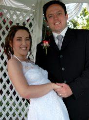 Ilana Wedding MakeUp Newlyweds