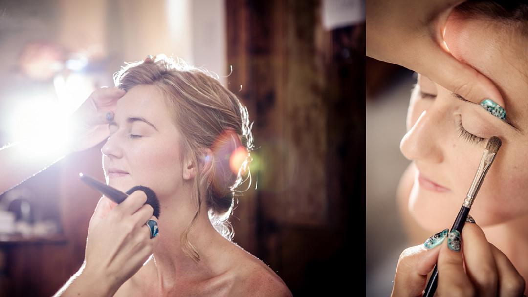 Rachelle Wedding Airbrush MakeUp Artist