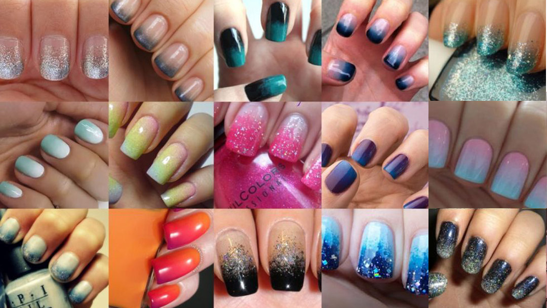 Gradient Ombre Mani | Nail Art 101