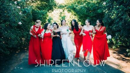 Adeline Geagea Wedding MakeUp Bridesmaids Feature
