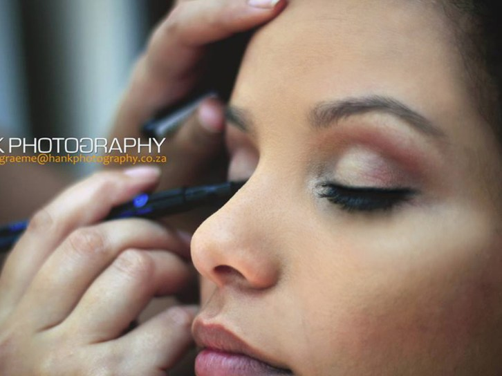 Angeline Jade Wedding MakeUp eye