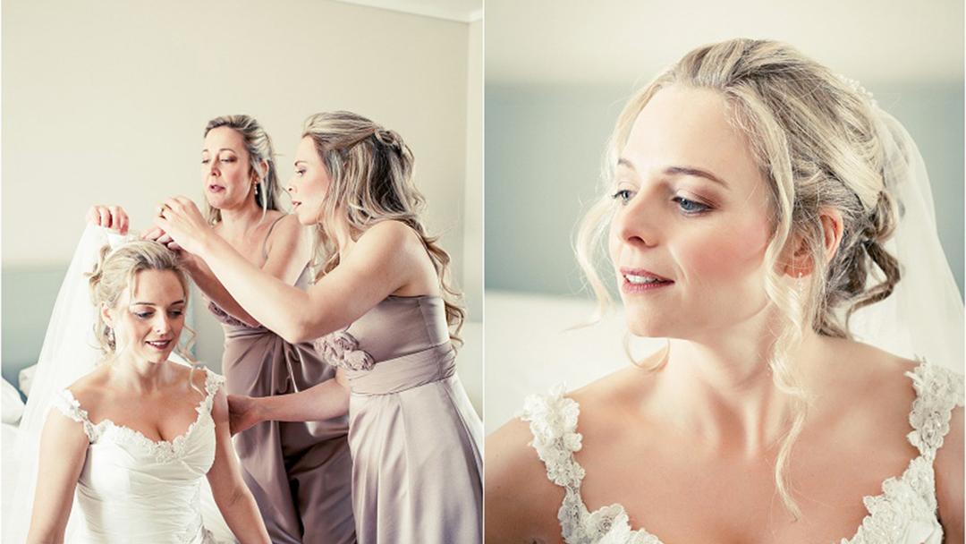 Clarissa Graef | Wedding | MakeUp
