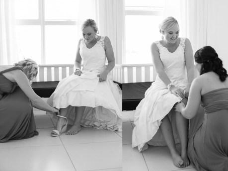 Natalie Wedding MakeUp Bridesmaids Shoes