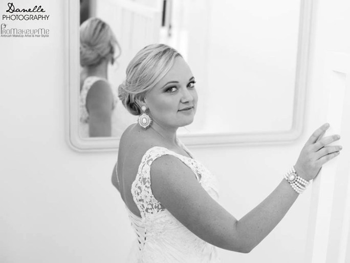 Natalie Wedding MakeUp Mirror