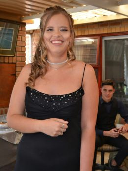 Angelique Matric Dance Airbrush MakeUp