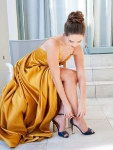 Nina Matric Ball Airbrush MakeUp Shoes