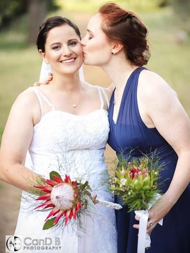 Anel Wedding MakeUp Bridesmaid