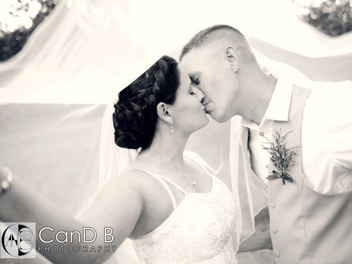 Anel Wedding MakeUp Kiss