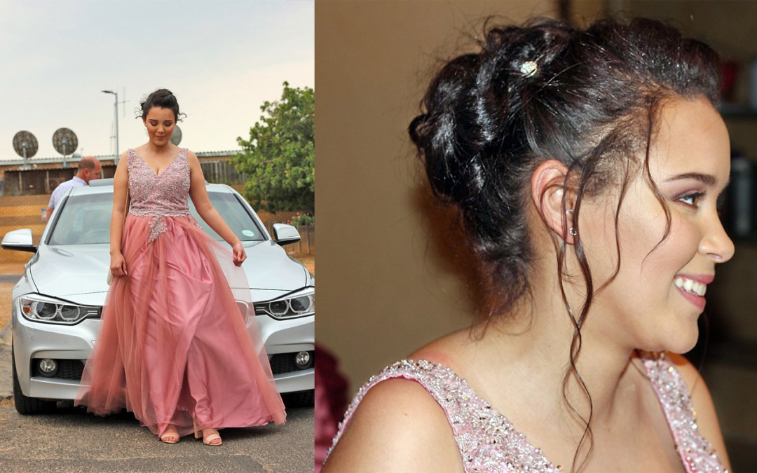 Kayla – Matric Dance MakeUp | Hair
