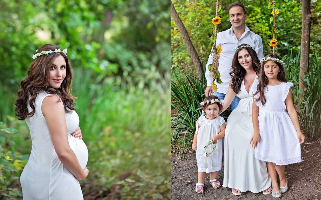 Tarryn Family Maternity Shoot MakeUp Feature