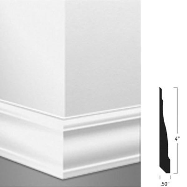 johnsonite chair rail rockin roller desk millwork wall base contoured wb corner guard