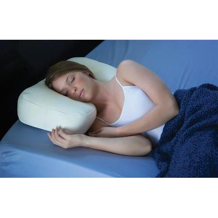 Splintek SleepRight Side Sleeping Pillow for Side Sleepers TMJ