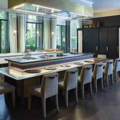 Sears Kitchen Tables Exhaust Systems Commercial Promemoria Angelina系列 Promemoria的厨房愿景 Angelina厨房