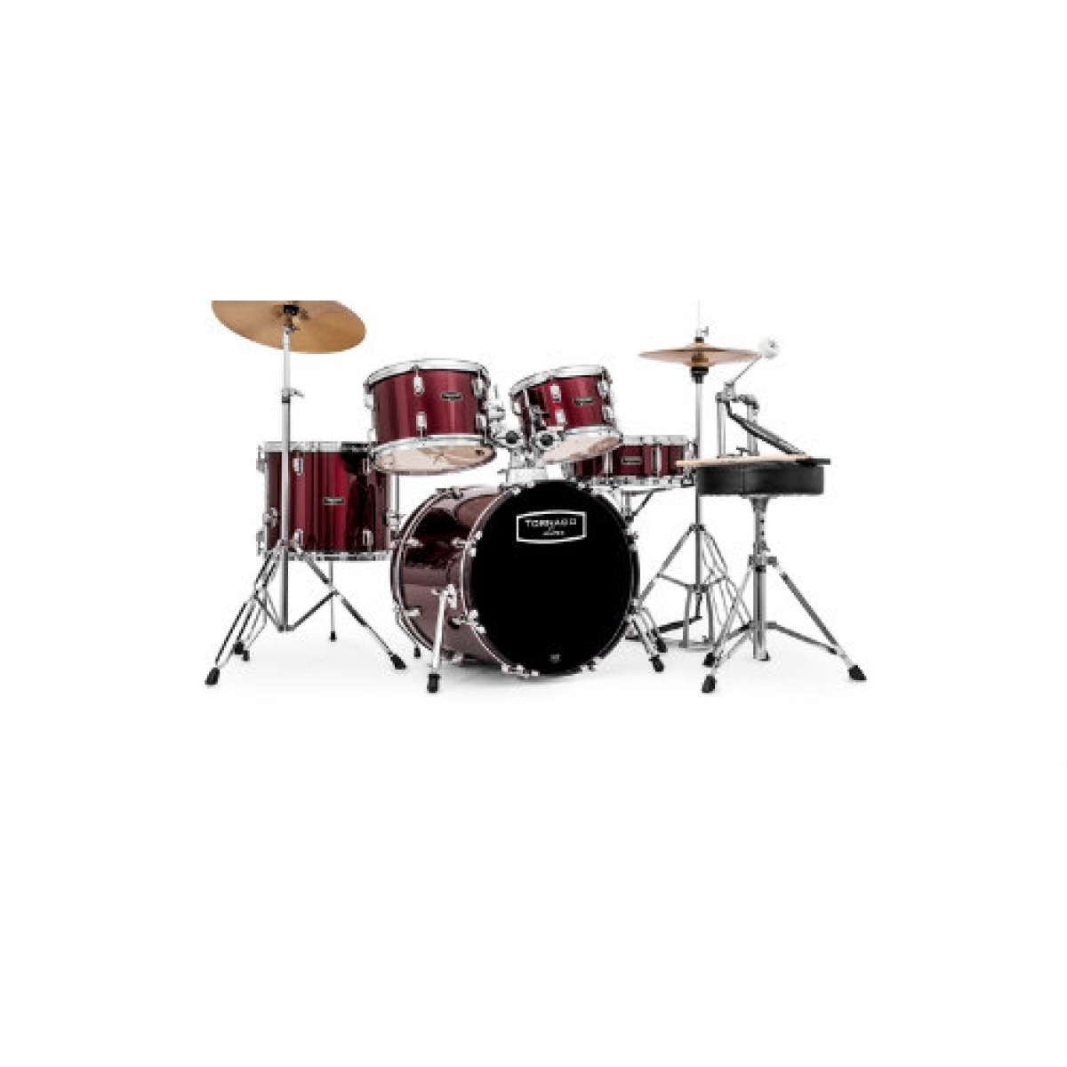 Tornado By Mapex Tnd Ftc Drum Kit At Promenade Music