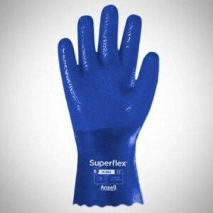 7264499571065 LUVA PVC 26cm SUPERFLEX ANSELL