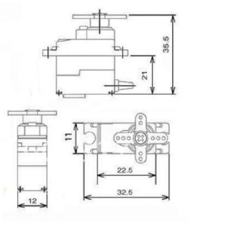 Arduino Servo Motor Control Arduino Step Motor Control