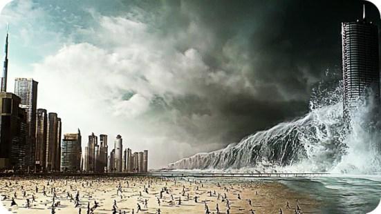 Alzamiento del nivel del mar
