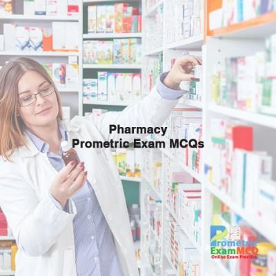Pharmacy-Prometric-Exam-MCQs