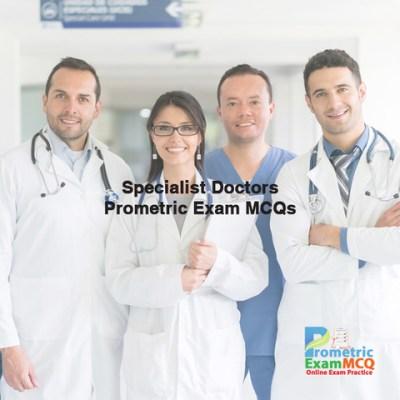 Specialist-Doctors-Prometric-Exam-MCQs