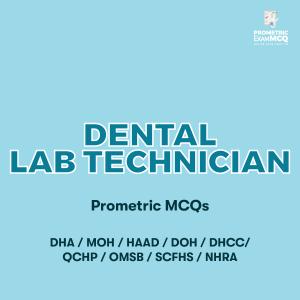 Dental Lab Technician Prometric MCQs