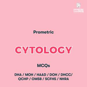 Prometric Cytology MCQs