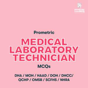 Prometric Medical Laboratory Technician MCQs