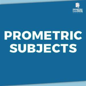 Prometric Subjects