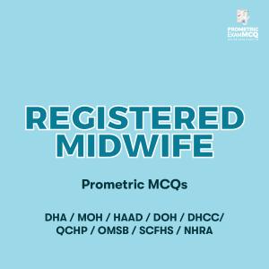 Registered Midwife Prometric MCQs