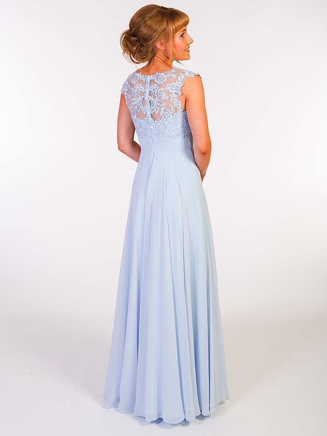 Prom Frocks PF9147 Powder Blue Prom Dress  Prom Frocks UK