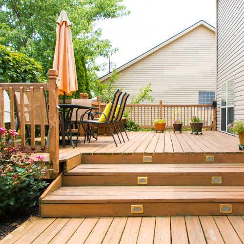 designing my outdoor space