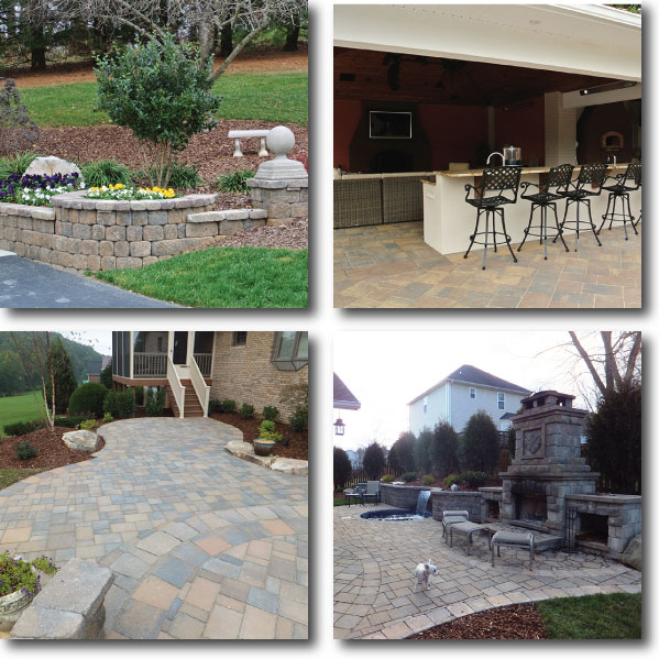 Landscape Design Kingsport, Johnson CIty, Bristol, Greeneville, and Elizabethton