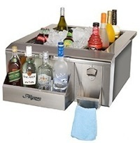 "Alfresco 24"" Versa Sink Beverage Center"
