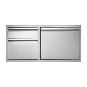 twin eagles 2 drawer combo