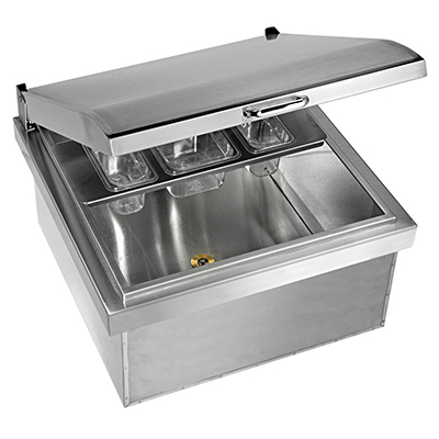 "Twin Eagles 24"" Drop-In Cooler"