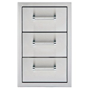 delta heat triple drawer