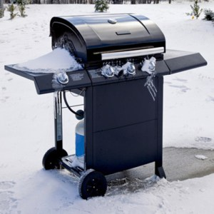 storing your grill in winter