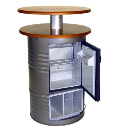 office chair castors dark teal covers promo consultant - premium design Öl-fass-möbel /premium oil-barell furnitures