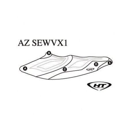 Housse (HT) VXS (10-14), VX Sport/Deluxe (10-14), V1 & V1
