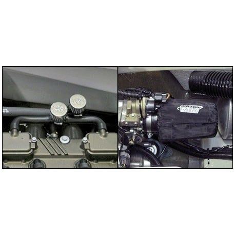 Kit Filtre A Air Riva Pour Kawasaki 12f 15f Sxr