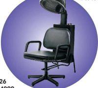 Hair Dryer Chair Acrylic Coaster W/ Felt Back,Wholesale china