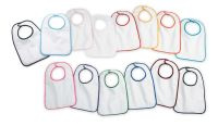 Infant Snap Terry Bib,Wholesale china