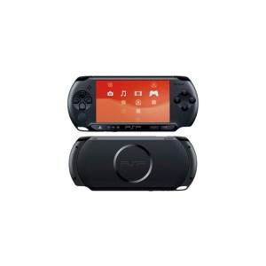 Sony PlayStation PSP Street (E1008, Noir)