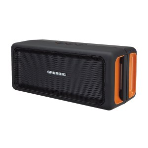 Enceinte Bluetooth GRUNDIG GSB 120 ORANGE pas cher