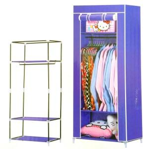 Armoire penderie en tissu - Garde-robe en promo