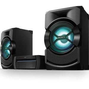 Mini-chaîne Hifi Sony SHAKE-X3 Système audio personnel haute puissance avec Bluetooth pas cher