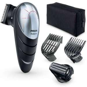Tondeuse à cheveux Philips avec une tête pivotant à 180°
