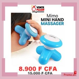 Mini masseur relaxant vibrant pour tout le corps