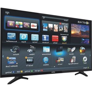 "Télévision Astech 43"" 108 cm TV Led Smart BW"