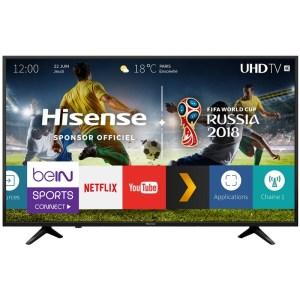 Télévision Hisense LED 55 Pouces Smart TV 4K Ultra HD NL